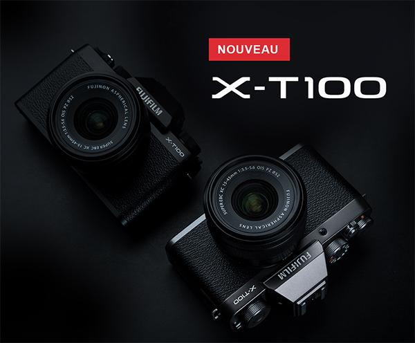 Nouveauté X-T100