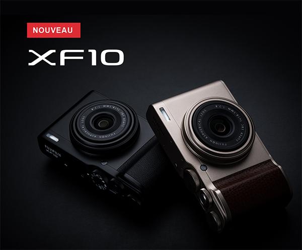 Nouveauté XF10